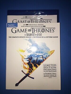 Game Of Thrones : Season 7 (Blu-Ray) BRAND NEW SEALED. Please See Pictures