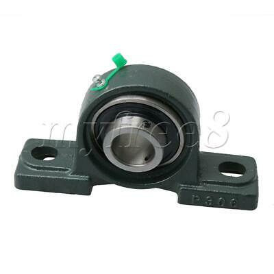 30mm Dia Bore Solid Cast Iron Spherical Roller Bearing Pillow Block UCP306