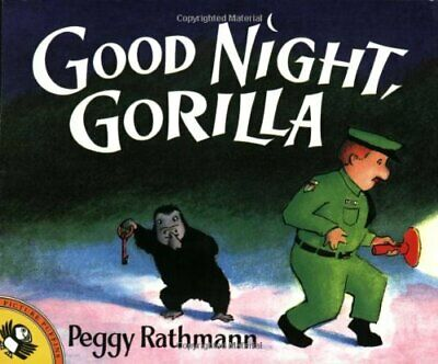 Good Night,Gorilla (Picture Puffin) by Rathmann, Peggy 0698116496 FREE Shipping