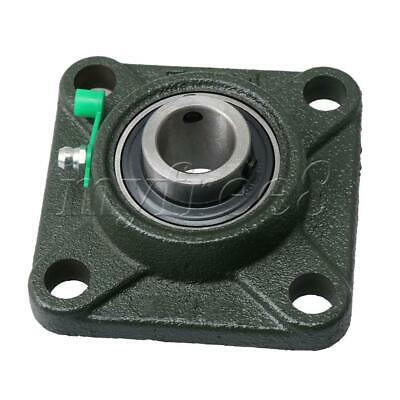 UCF204 20mm Hole Dia Multicolor Metal Square Flange Bearing for Connecting Rod