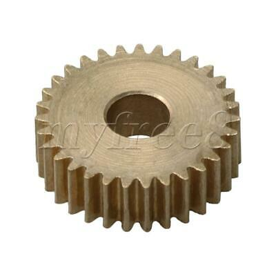 1.65x0.5cm Motor Gear Brass DIY Repair Transmission Part 31 Teeth 0.5 Module