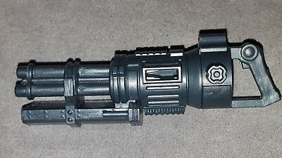 Marvel Legends Gatling Gun Minigun Part For Custom 1 12 6