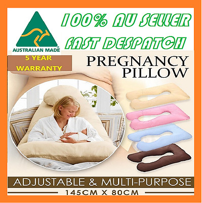2019 Maternity Pillow Pregnancy Nursing Sleeping Body Support Feeding Boyfriend