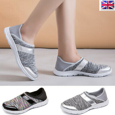 Women Sneakers Aqua Shoes Yoga Ladies Swimming Diving Casual Breathable Fitness