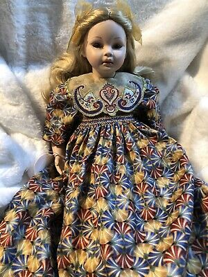 Pauline Doll - Marsha Complete And In Excellent Condition