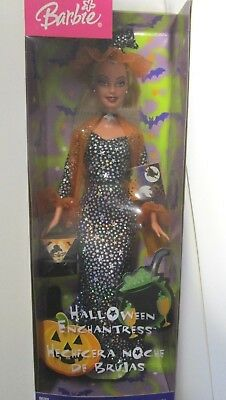 Barbie Halloween Enchantress Mattel 2003 NIP