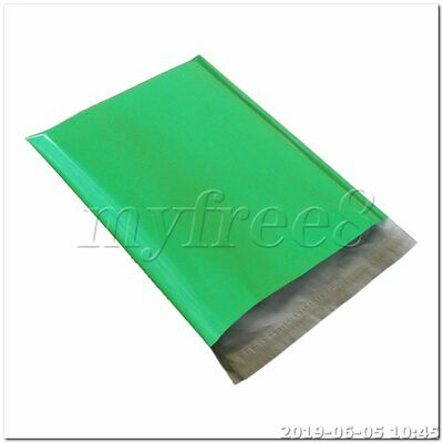 50PCS 45 x 60cm  Waterproof Tear-Proof Envelopes Shipping Bag Poly Mailers green