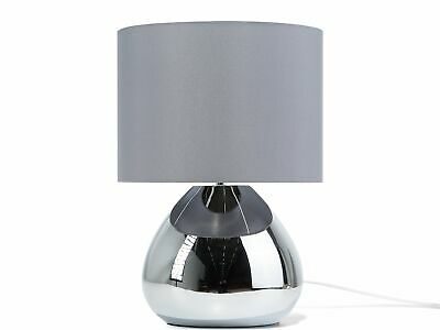 Lampe de table grise RONAVA