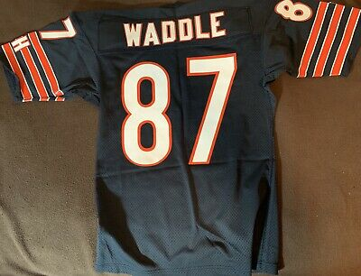 finest selection 00a7e c6edb CHICAGO BEARS TOM Waddle authentic Wilson jersey