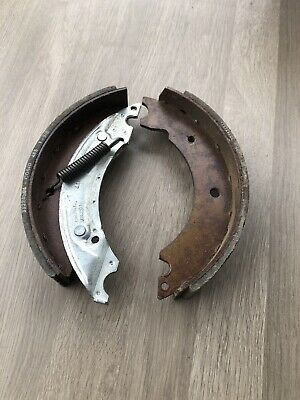 1 PR KNOTT 250mm X 40MM 10 INCH BRAKE SHOES ATLAS COPCO AIR COMPRESSOR ETC