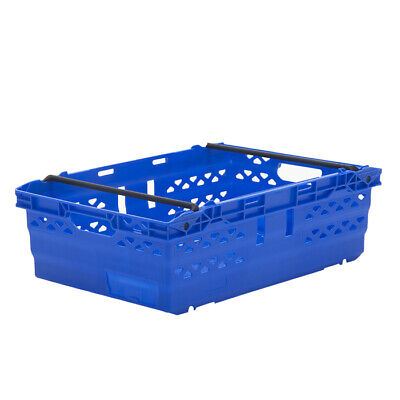Bale Arm Crates (Pack of 20) In Blue - Various Colours Available