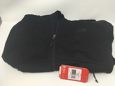 BRAND NEW THE NORTH FACE MEN'S CANYONWALL HYBRID HOODIE JACKET L TNF BLK Large