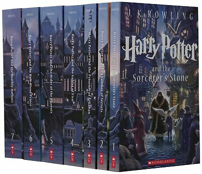 Harry Potter Complete Book Series Special Edition Boxed Set, Paperback .