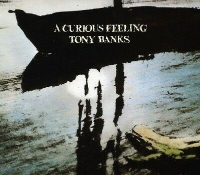 Tony Banks - A Curious Feeling (Remastered)  Cd New