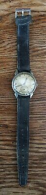 Vintage 1940s Art Deco MIMO (Girard-Perregaux) Swiss Made Mens Wrist Watch
