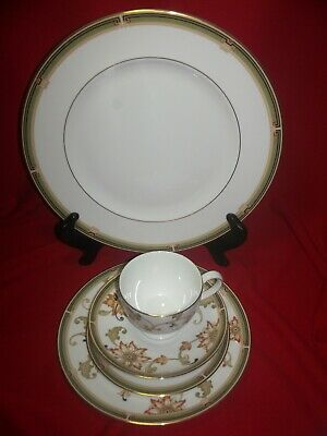 Wedgwood China Oberon 5 Piece Place Setting  NEW