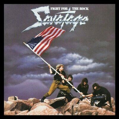 Savatage-Fight For The Rock CD NUEVO