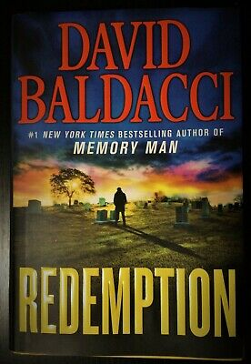 Redemption (Memory Man series) by David Baldacci - 2019 Hardcover
