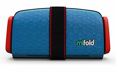 Mifold The Grab and Go Booster Child Restraint Seat - BLUE