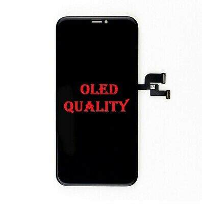 USA OLED LCD Display Touch Screen Digitizer Assembly Replacement For iPhone X