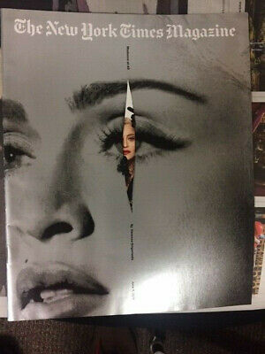 Madonna New York Times Magazine 2019 June NEW