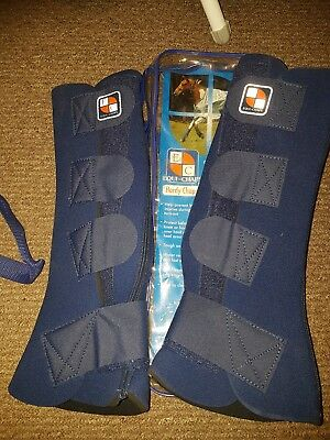 Equilibrium Equi-Chaps Hardy Chaps Turnout Field Boots LARGE