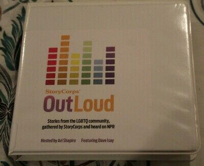 Storycorps Outloud Voices Of The Lgbtq Comunidad Across America Npr Audiolibro