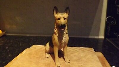 North Light Dog 1985 German Shepherd Sitting Unboxed Perfect For Age
