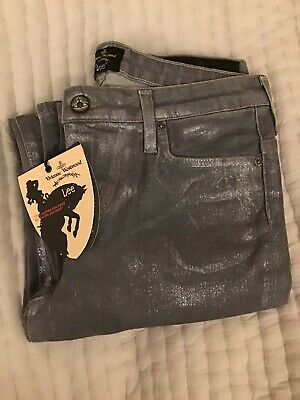 109a0db3 100% Genuine Vivienne Westwood Anglomania for Lee Skinny Jeans W32 L33 Bnwt