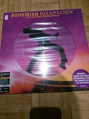 Queen - Bohemian Rhapsody Soundtrack (OST) 2 x Vinyl LP Picture Discs (RSD 2019)