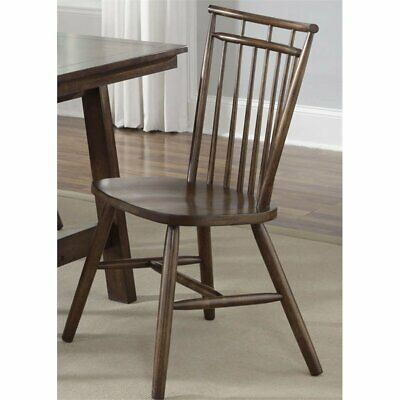 Liberty Furniture Creations II Spindle Back Dining Side Chair