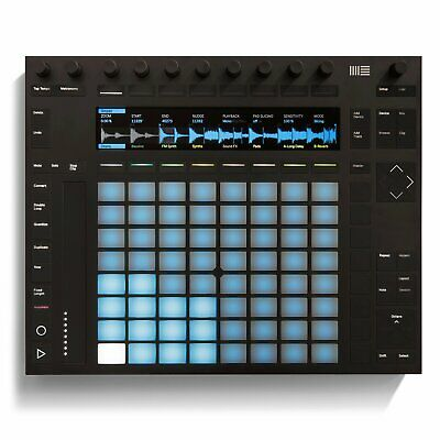 Ableton Push 2 Controller For Live