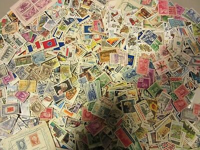 Usa Old Stamp Lot Over 1200 All Different Used Commemoratives Complete 1935-85+