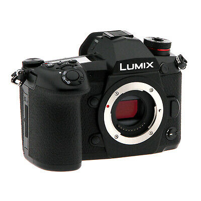 Panasonic Lumix DC-G9 Mirrorless Micro 4/3s Digital Camera Body (Open Box)