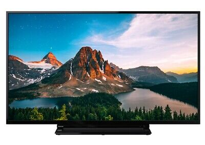 Toshiba 49V5863DBT 49 Inch SMART 4K UHD HDR LED TV Freeview Play Supports Alexa