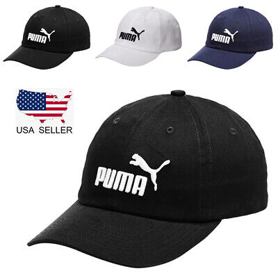 new product 00f04 65074 New Adjustable Fit Puma Golf Baseball Cap Embroidered Cat Unisex Women Men  Hat