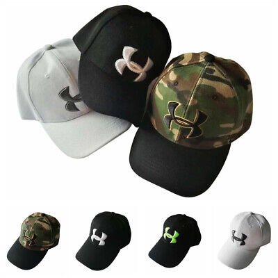 new arrivals 0e6ac aac85 Adjustable Fit Under Armour Golf Baseball Cap Embroidered Unisex Women Men  Hat