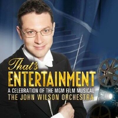 John Orchestra/Macfarlane,That's Entertainment(A Celebration Of The Mgm  Cd New