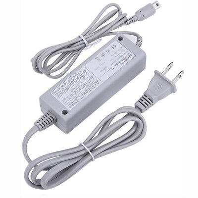 Fine Wall Power AC Charger Adapter for Nintendo Wii U Game Pad US PLUG US