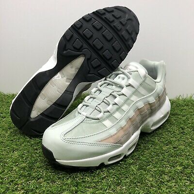 45a14c56c1 Nike Air Max 95 OG Women's Shoes Light Silver Moon Particle (307960-018)