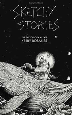 Sketchy Stories BOOK NEUF