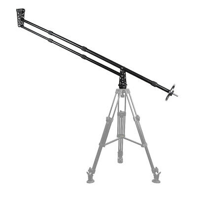 Aluminium Mini Jib Boom Arm Strong Durable Tough Adjustable Lighting Photography