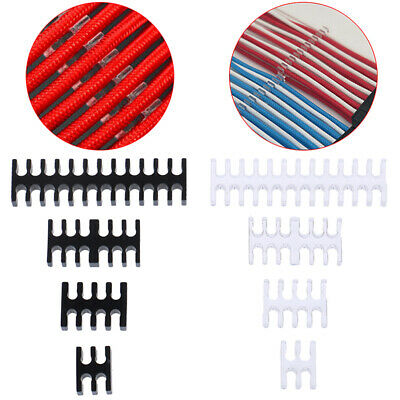 Munky Mods Monsta 2.50mm Cable Comb Set Includes 4,6,8,12,14,16 /& 24 Pin Combs