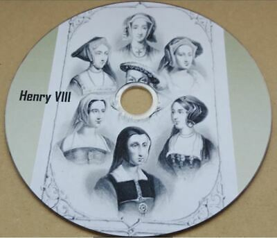 Henry VIII 8th History and genealogy in pdf ebooks & kindle files for PC on disc