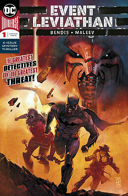 EVENT LEVIATHAN #1 (OF 6) (2019) - Cover A - New Bagged