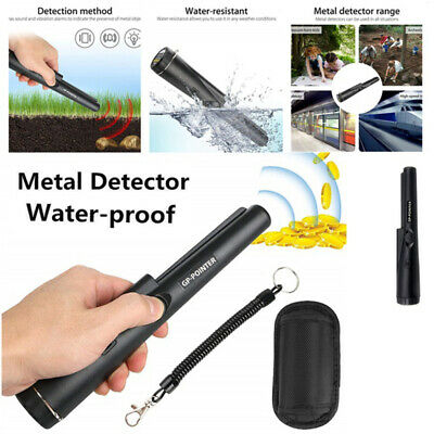 GP-Pointer Probe Metal Gold Detector Vibration Light Alarm Security Pin PoinTYU