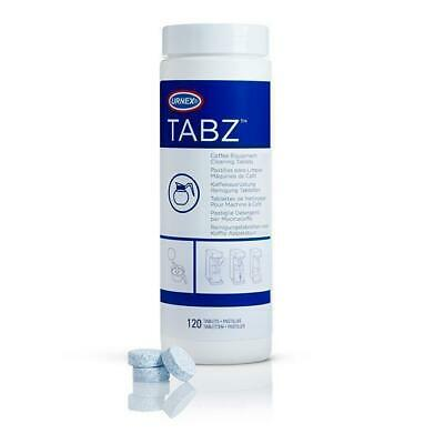 Urnex TABZ Coffee Brewer Cleaning Tablets - Size Options Available