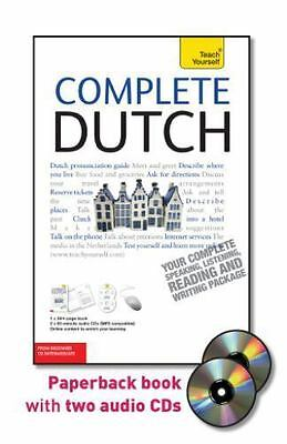 Complete Dutch with Two Audio CDs: A Teach Yourself Guide (TY: Language Guides),