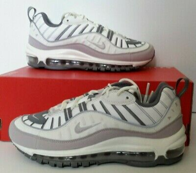 Women's Nike Air Max 98 AH6799 111 Summit WhiteCool Grey