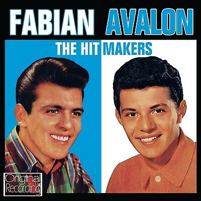 Fabian/Avalon - The Hit Makers  Cd New